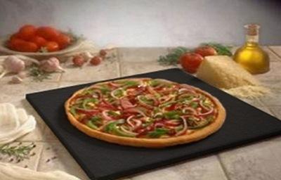 камень для пицца натуральный Гранит + лопатка , лос.цв