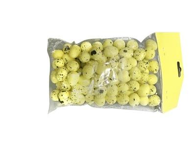 В ЯЙЦА, ЯЙЦЕКЛЕТКИ, супер украшение 100 штук желтые