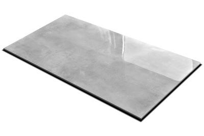 плитки Плитка керамогранит Серый блеск 120x60 CERAL