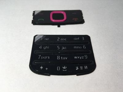 100% ORYGINALNA klawiatura klawisze Nokia 6700 ***