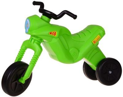 Jeździk MOTOREK trojkolka, jeździdło bicykli 5045