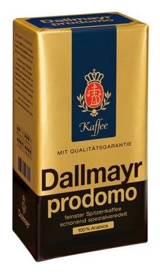 Dallmayr PRODOMO 500 г - кофе молотая