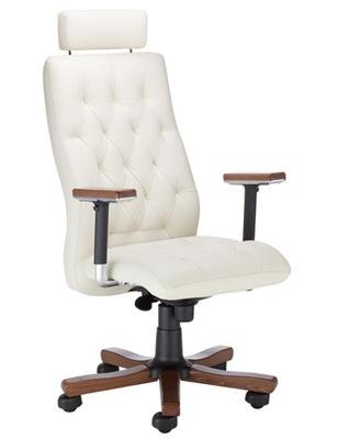 Otočná stolička CHESTER HR EXTRA opierky hlavy strom