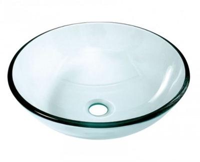 Umývadlo TRANSPARENTNÁ SKLENÁ UMÝVADLO HC6016