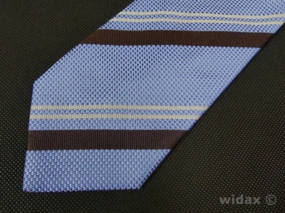 AAK40 Elegancki krawat męski VAKKO