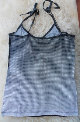 DIVIDED by H&M TOP 34/XS gradient ombre BEACH
