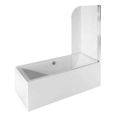 Sprchové dvere - BESCO AMBITION 1 75X130 KRAKOW NAVIGATOR BOILER!