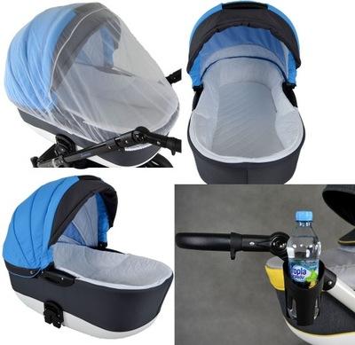 Детская коляска 3 в 1 Lameiro Ретро Коляски BabeBoss