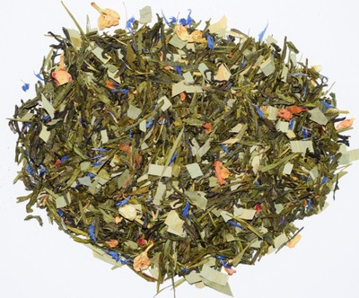 чай зеленый с жасмином роза 100 г
