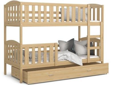 łóżka Piętrowe Dla Dzieci Poznań Allegropl