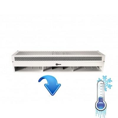 Klimatizácia - Studená vzduchová clona Ferono pre chladiarenský sklad FK90ZC