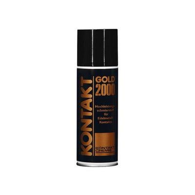 KONTAKT CHEMIE GOLD 2000 200ML DO SMAROWANIA