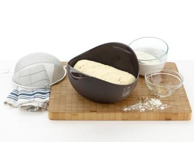 Forma Lekue chlieb Maker hnedý Chlieb Nový Trh