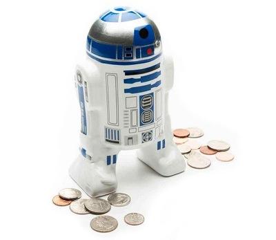 Pokladničky Keramické prasiatko Disney Star Wars R2-D2 R2D2