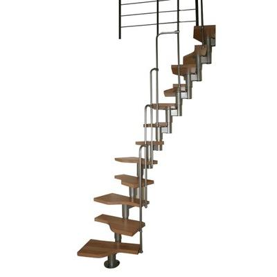 Лестница модульные КОРА модель Мади плюс 13 элементов