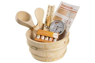 Сауна комплект аксессуаров для сауны Sawo 453 подарок