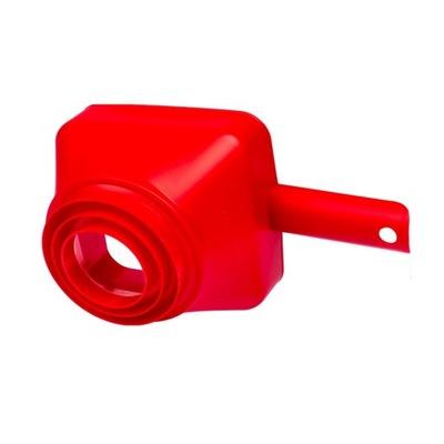 Воронка пластиковый для компота банок квадратный