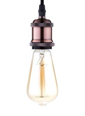 Лампа E27 ST64 винтаж Декоративная Тепло ЭДИСОН