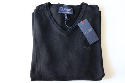 Armani Jeans sweter rozm XL Łódź wyprzedaż