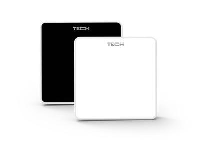 Podlahové vykurovanie - TECH bezdrôtový izbový termostat C-8r