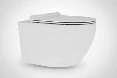 WC misa - MASSI DECOS MINI RIML SLIM misa + podložka JAR PROMO