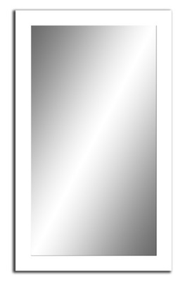 Zrkadlo - LUSTRO RAMA 60x40 10 KOLORÓW 30 FORMATÓW +gratisy