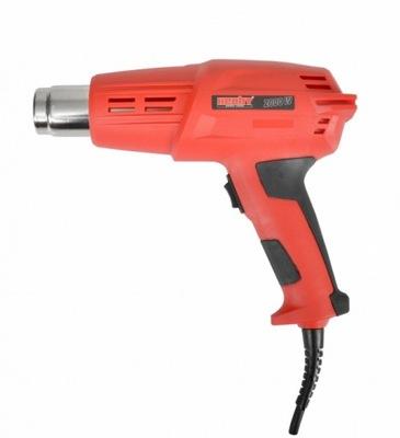 Пистолет горячего воздуха электрическая 2000W Hecht 2022 350-600C