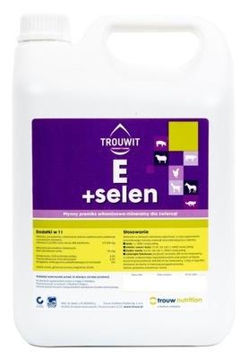 TROUWIT E +Селен 1л