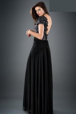 d92e597a2e Suknie Sukienka Sukienki wieczorowe wesele impreza - 1581445331 ...