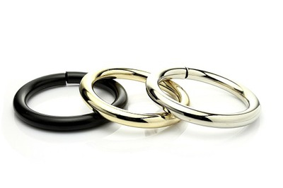кольцо , O-Ring для обработки кожи для сумки. БОЛЬШОЙ блеск !