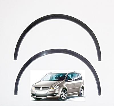 VW TOURAN BRIDA BRIDAS PROTECCIÓN AL ALA 4 PIEZAS