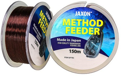 ŻYŁKA JAXON METHOD FEEDER 0,22mm 150m