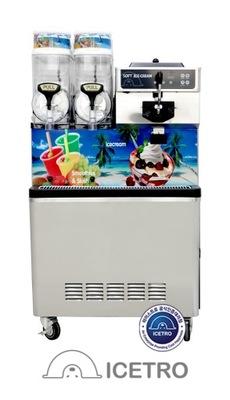 Машина ??? мороженного ALL IN ONE - 100l/h + гранит