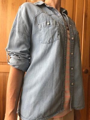 C&A jeansowa koszula 48 7698317317 oficjalne archiwum  TzPnv