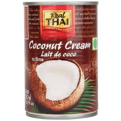 Сливки instagram 400ml Real Thai Крем Молоко