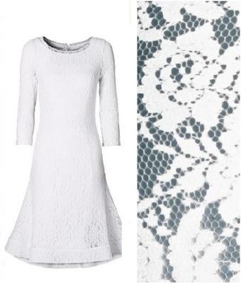 4c7540a52c luksusowa sukienka biała maxi zimmermann włoska S 7791277288 ...