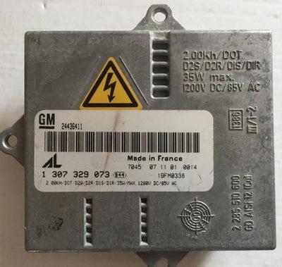 преобразователь 1307329073 opel vectra b, фото 1