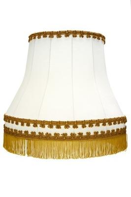 Tienidlo lampy Tieni Retro Súd Béžová/Gold 21x34x29 cm