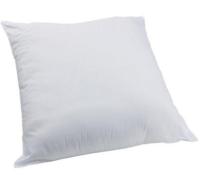БЕЛЬЕ подушка ЯСИК 40х40 см белая