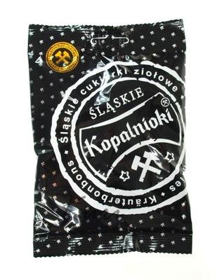 Конфеты  Kopalnioki травяные анисовые 80g