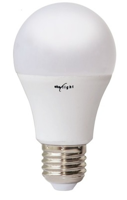 ЛАМПА LED E27 SMD 2835 ТЕПЛО 10W = 60W LED