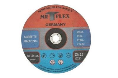 диск диски ??? РЕЗКИ МЕТАЛЛА 230 /2 ,5 мм metflex
