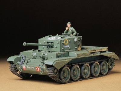 Танк Cromwell Mk.IV модель 35221 Tamiya