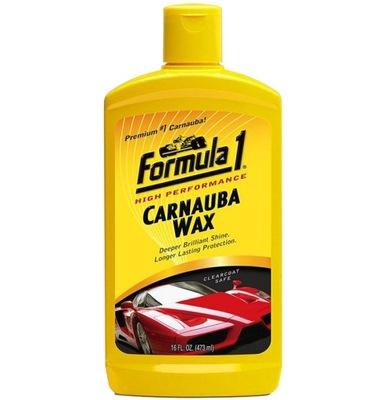 Formula1 CARNAUBA WAX mleczko do nabłyszczania