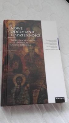NOWE ODCZYTANIE CODZIENNOŚCI teksty Ojców Kościoła