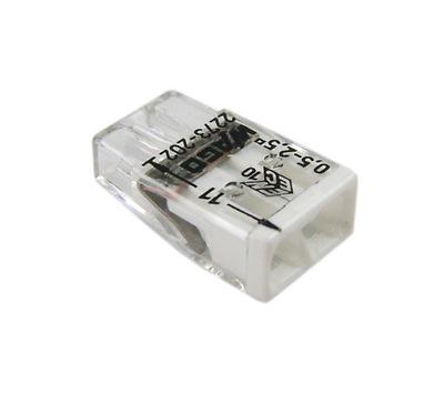 Rýchle konektor Wago 2273 2x2,5 original 100ks