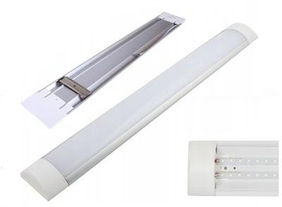 Лампа LED 120 см для гараж панель люминесцентная лампа 96W