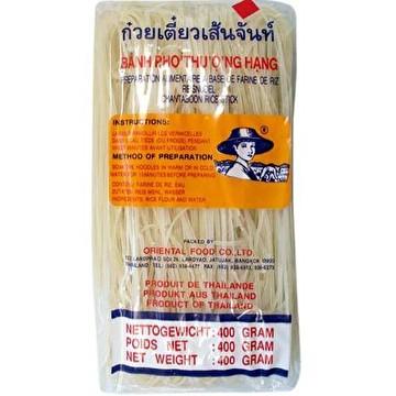Рисовая лапша 1мм - 400г - Тайский