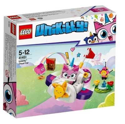 LEGO 41451 UNIKITTY CHMUROWY POJAZD KICI ROŻEK