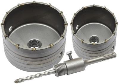 Dierová píla - Frézovací píla na betónové ohyby 65 mm 80 mm SDS +